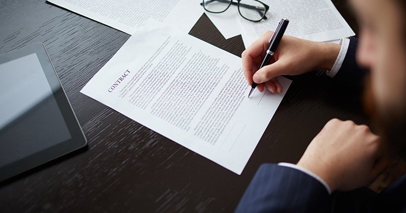 Know About Breach Of Contract Penalty Clause